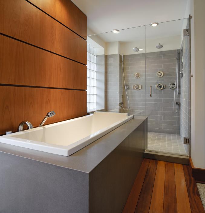 Custom Bath and Shower
