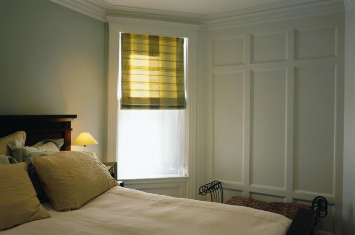 Bedroom Paneling